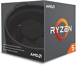 Best AMD Ryzen 5 2600X Processor with Wraith Spire Cooler - YD260XBCAFBOX Review