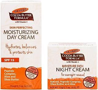 Palmer's Cocoa Butter Formula Moisturizing Day Cream & Night Cream 2.7oz
