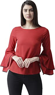 Styleville.in Women's Plain Regular fit Shirt