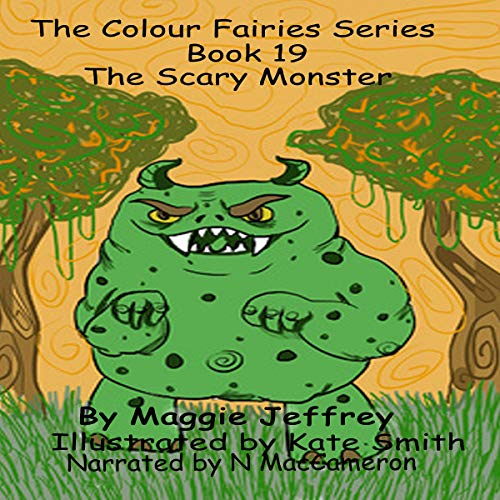 The Scary Monster cover art