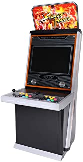 DOYO Máquina Arcade Grande, Consola Arcade Retro Compatible con Nintendo Switch / Android / SNK Mini / Raspberry Pi / PS1 Mini