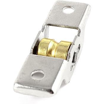 Paire acier Tandem pour porte de Patio bigoudis 32 mm pour porte coulissante Roulettes D1973