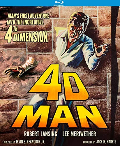 4D Man (Special Edition) [Blu-ray]