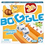 Boggle Junior, Preschool Game, First Boggle Game, Ages 3 and up...