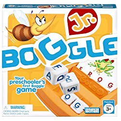 Fun Activities for Thanksgiving, Boggle Jr.