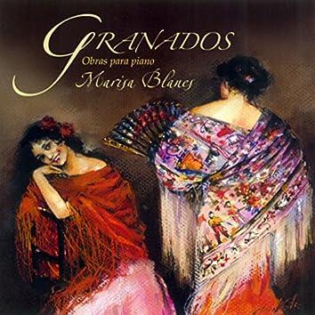 Enrique Granados: Obras para Piano