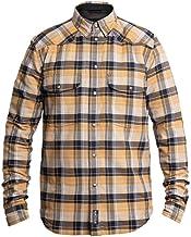 John Doe Motoshirt heren John Doe Shirt motoshirt, heren, XL, zwart/denim
