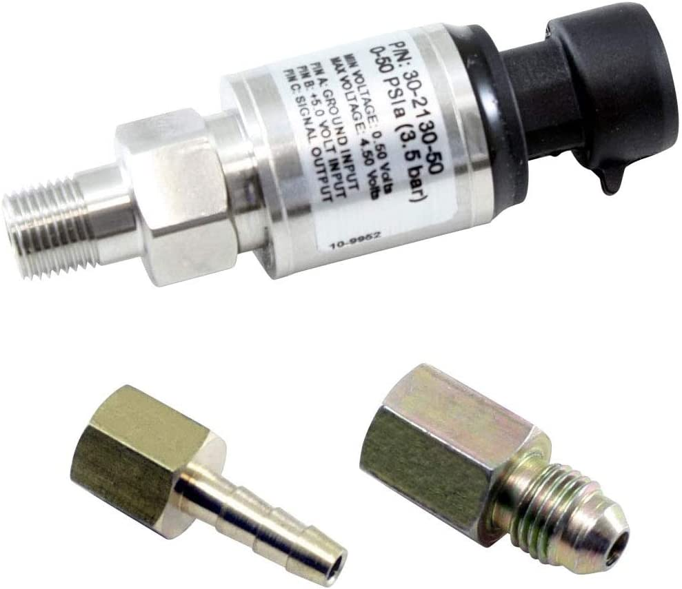 Max 51% San Jose Mall OFF AEM 30-2130-50 50 PSIA or 3.5 MAP Sensor Bar Kit
