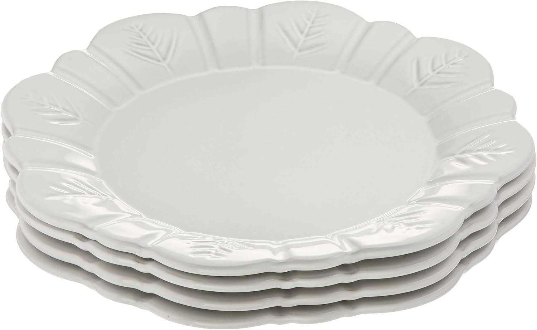 Lenox 879575 Alpine Dinner Plates, Multicolor