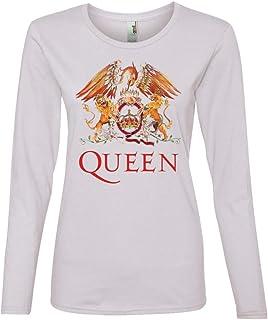 Queen Anvil Ladies' Lightweight LS T-Shirt
