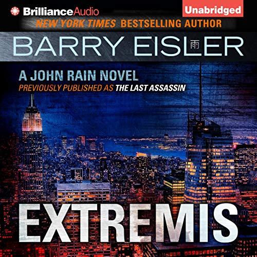 Extremis audiobook cover art
