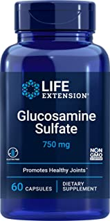 Life Extension Glucosamine Sulfate, 60 Count