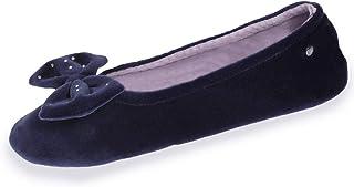 6cbd1ce10be6e Amazon.fr   Velours - Chaussons   Chaussures femme   Chaussures et Sacs