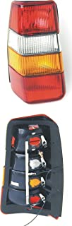 URO Parts 1372441 Tail Light Assembly, Left, For Wagons Only