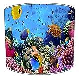 Premier Lighting 12 Inch Marine Aquarium Fish Lampenschirme23 Für eine Deckenleuchte
