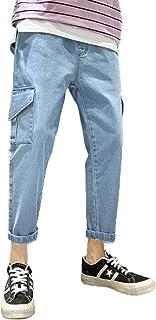 Lente-overalls voor heren Vrijetijdsbroek Rechte pijpen Outdoor Comfortabele slijtvaste cargobroek met meerdere zakken