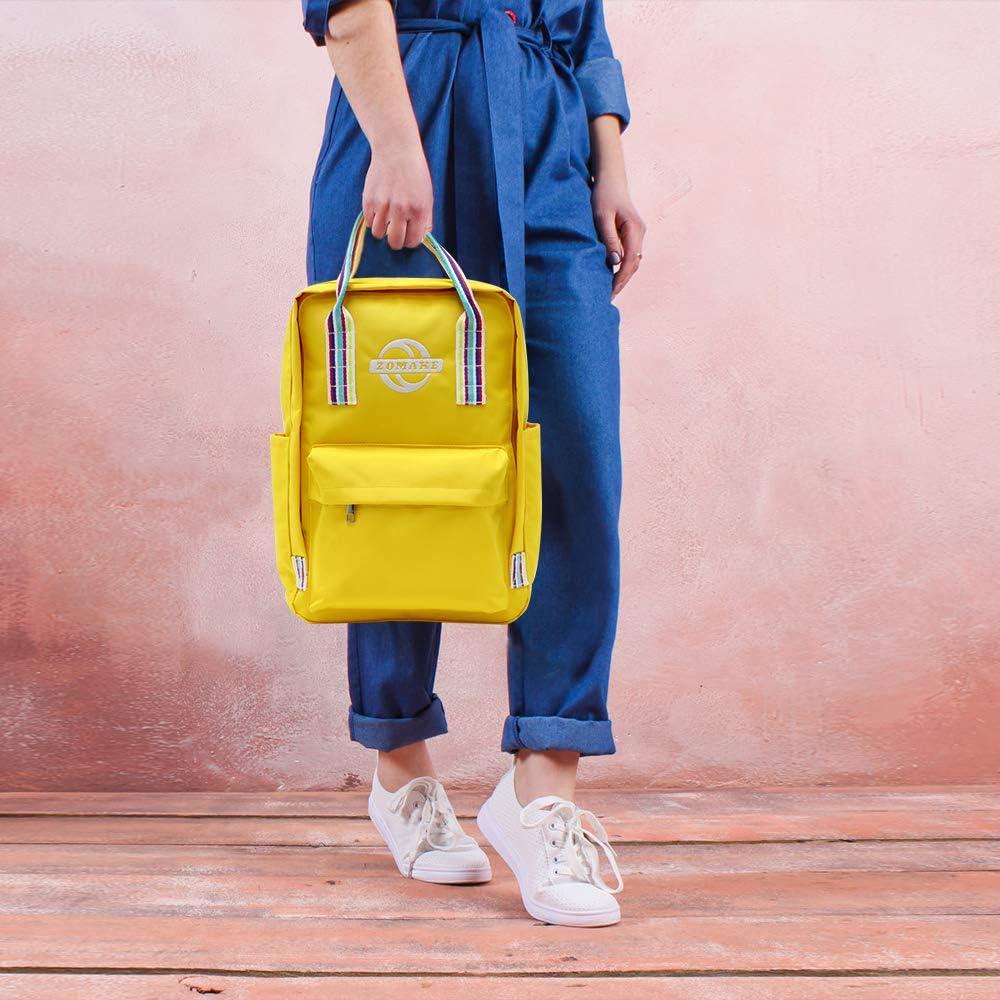 Tear Resistant School Backpacks for Teen Girls Women ZOMAKE Cute Backpack