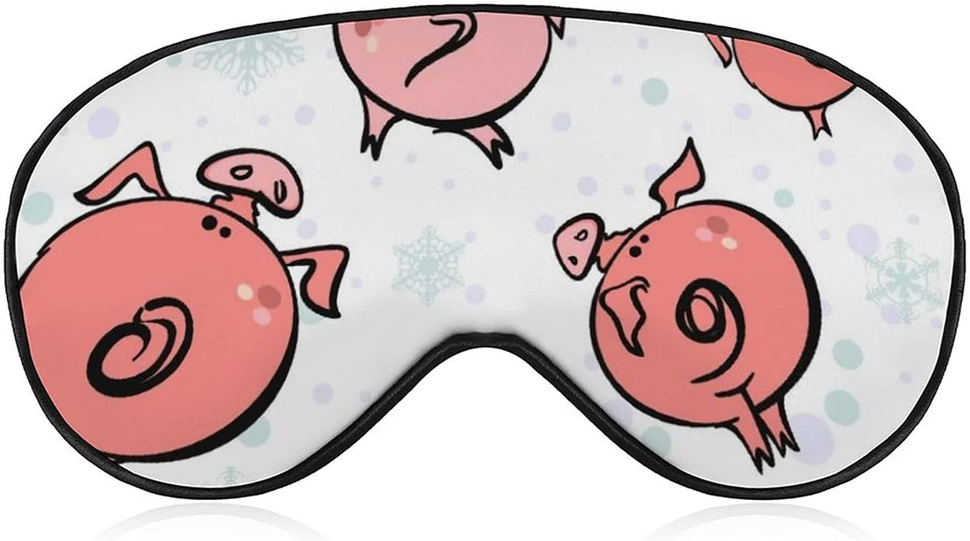 Soft Adjustable Special price Sale SALE% OFF Sleep Mask Flying for Pigs 2