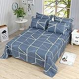QIAOBAOBAO Hautfreundliche Bettwäsche für Doppelzimmer Einzelschlafsaal-Traum Space_Sheets: 160 * 230 cm (für Ein 1,2-Meter-Bett)