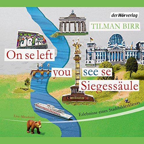 On se left you see se Siegessäule Titelbild