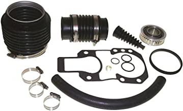 emp Bellows Kit with Gimbal Bearing for Mercruiser Alpha One Gen II 4 cyl V6 V8 3.0L 4.3 5.0 5.7 L 305 350 1991 & up 30-803099T1 18-8206