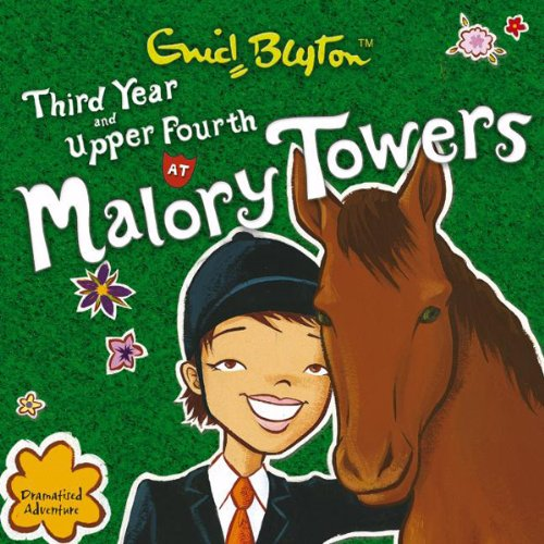 Malory Towers Titelbild