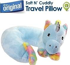 Cloudz Plush Animal Pillows - Unicorn