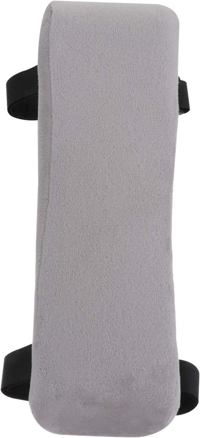 EXCEART 2pcs Grey Chair Armrest Elbow Pads Ranking TOP20 Pi Columbus Mall Cushion Rest