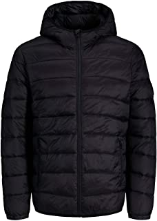 Jack & Jones Men's Jjemagic Puffer Hood STS Jacket