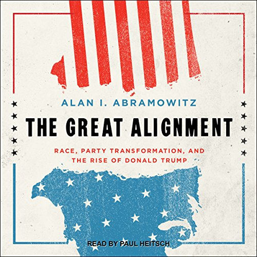 The Great Alignment audiobook cover art