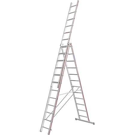 Leiter 3x12 Sprossen