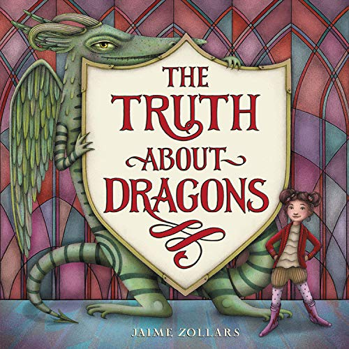 The Truth About Dragons cover art