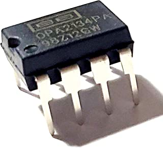 Juried Engineering OPA2134PA OPA2134 SoundPlus Audio Operational Amplifier with Low Distortion, Low Noise and Precision Br...
