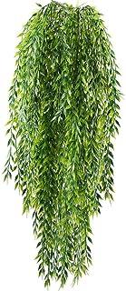 HUAESIN 2Pcs Planta Colgante Artificial 94cm Enredadera