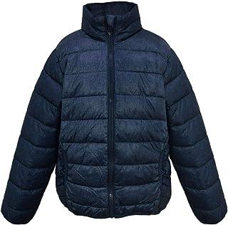 アスナロ(ジャケット?ウインドブレーカー) パーフェクトダッシュ ファイバーダウンジャケット ジュニア 中綿ジャケット 杢カラー