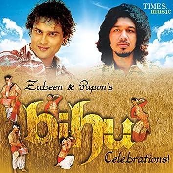 Zubeen & Papon's - Bihu Celebrations!
