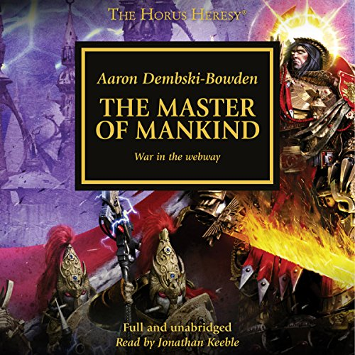 The Master of Mankind cover art