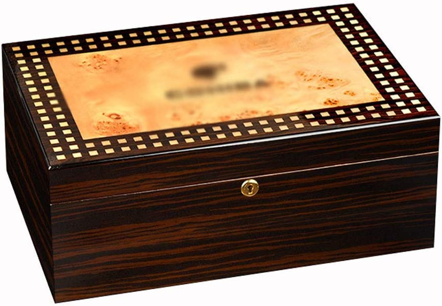 BINGFANG-W Cigar New mail order box cigar cabinet large capacity Free shipping wood cedar