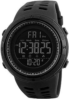 comprar comparacion Reloj Deportivo Digital de Moda para Hombre, Resistente al Agua, Militar, cronómetro, Cuenta atrás, fácil de Leer, 1 Unida...