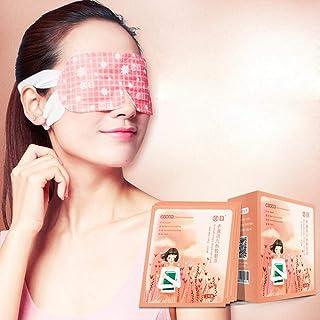 Gentle Steam Eye Masks, 10 Pcs Heat Eye Mask Disposable - Relieving Eyes Fatigue Lavender Sleep Eye Steam Mask for Dry Eye/Headaches/ISO Beauty/Dark Circles
