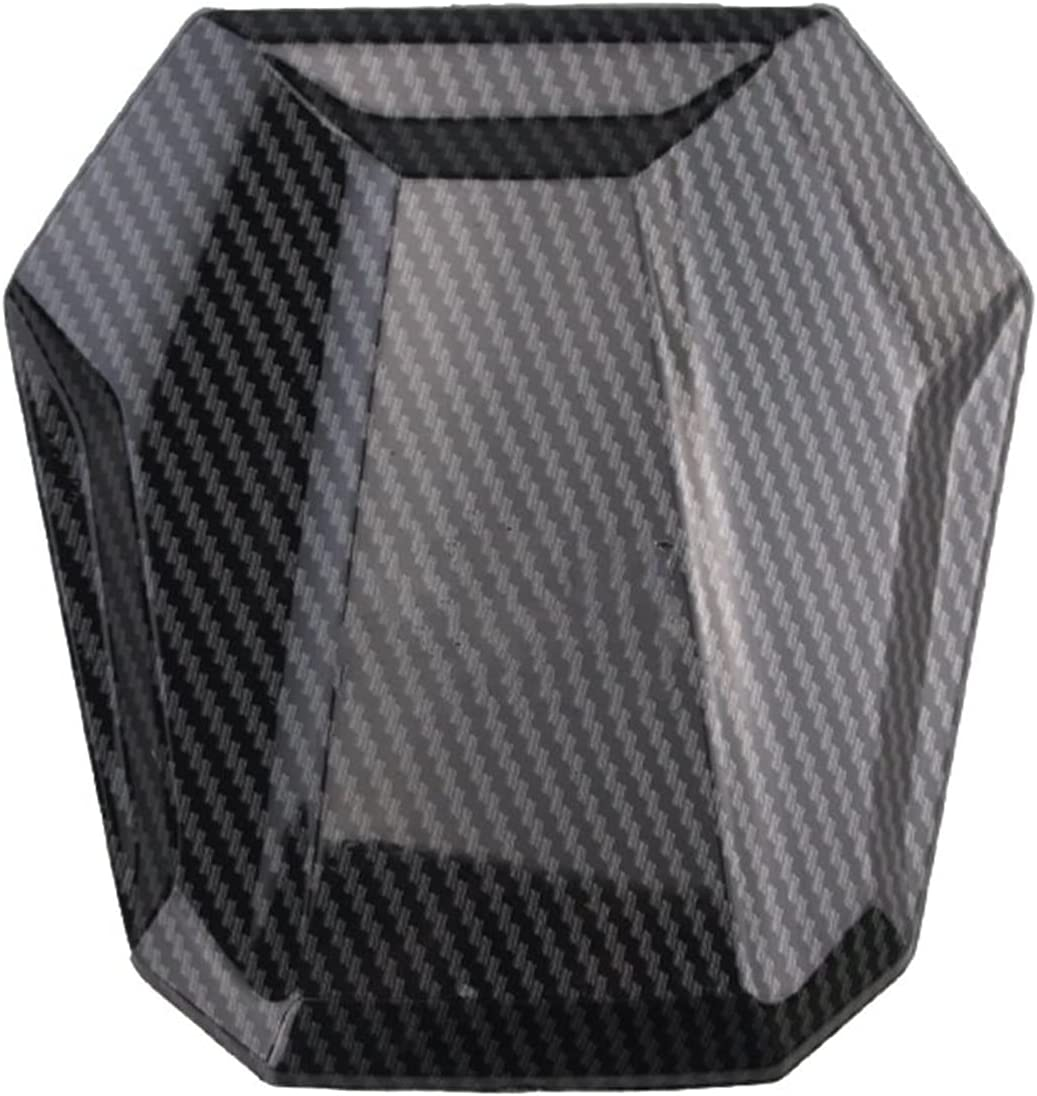 Pegatina protector del tanque de gas, Para HON-DA ADV150 ADV 150 2019-2020 Motocicleta scooter patrón de fibra de carbono tapa de tanque de combustible de gas combustible gasolina tapa tapa tapa acces