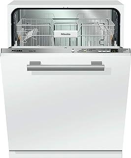 Miele G 4994 Vi Series 120 lavavajilla Totalmente integrado 13 cubiertos A+++ - Lavavajillas (Totalmente integrado, Blanco, Tamaño completo (60 cm), Acero inoxidable, Botones, 1,7 m)
