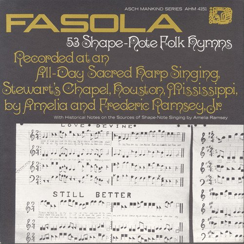Fasola:Fifty-Three Shape Note