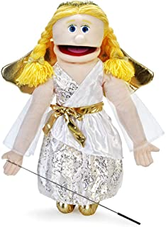 """25"""" Angel, Full Body, Ventriloquist Style Puppet"""