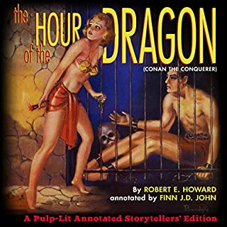 The Hour of the Dragon: Conan the Conquerer cover art