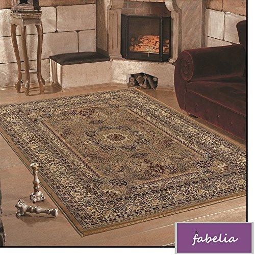 Fabelia Alfombra de Estilo Oriental Casablanca- Diseño Medio-Oriental-Europeo, 300 x 400 cm