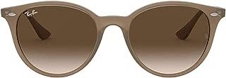 Luxury Fashion | Ray Ban Mens RB4305616613 Brown Sunglasses | Fall Winter 19