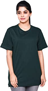 EASY 2 WEAR ® Women T-Shirts (Sizes S to 4XL) Loose and Long FiT