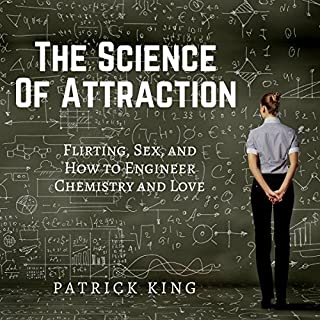 The Science of Attraction audiobook cover art