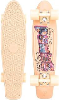 PENNY skateboard(ペニースケートボード)22inch GRAPHICS POSTCARD COLLECTION COASTAL PEACH ベージュ 0PGR4